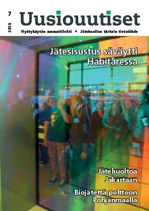 Uusiouutiset7/13