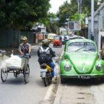 Jätehuolto palasista Jakartaan
