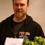 Antti Ranta on vuoden jätteenkuljettaja