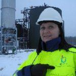 Biotehtaan Kuopion laitos käynnistyi
