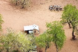 Reservaattialuetta Arizonassa