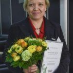 Kemian hyväksi -palkinto Leena Laitiselle