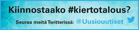 Uusiouutiset Twitterissä: @Uusiouutiset