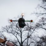Lentävä laite mittaa teollisuuden päästöt