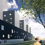 Uusi sairaala matkii ihmiskehon taloudellisuutta