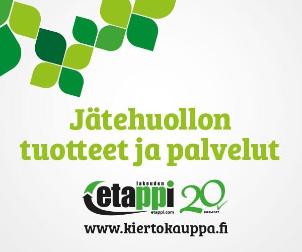 Lakeuden Etappi www.kiertokauppa.fi