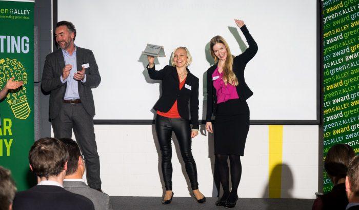 Sulapac voitti Green Alley Awardsin 2017