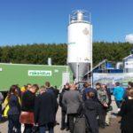 Oulun demotehdas kierrättää ravinteet