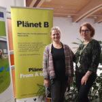 Vihreä Uusiutuva Äänekoski ja Plänet B vauhdittavat Äänekosken kestävää kaupunkikehitystä ja yritysekosysteemiä