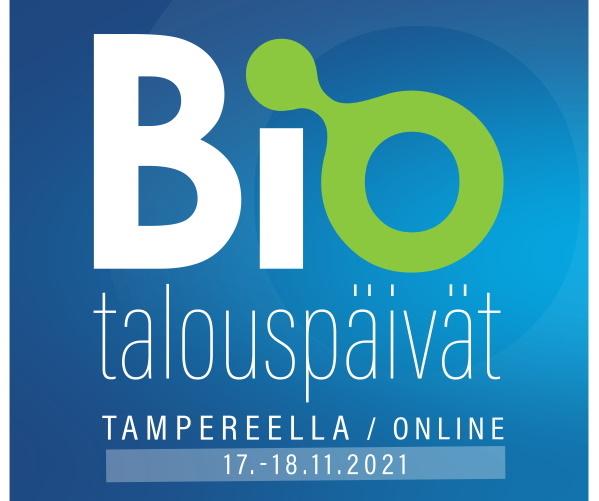 Biotalouspäivät Tampereella