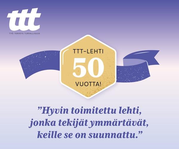 TTT juhlavuosi