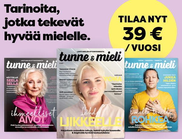 Tunne & Mieli, tilaa lehti