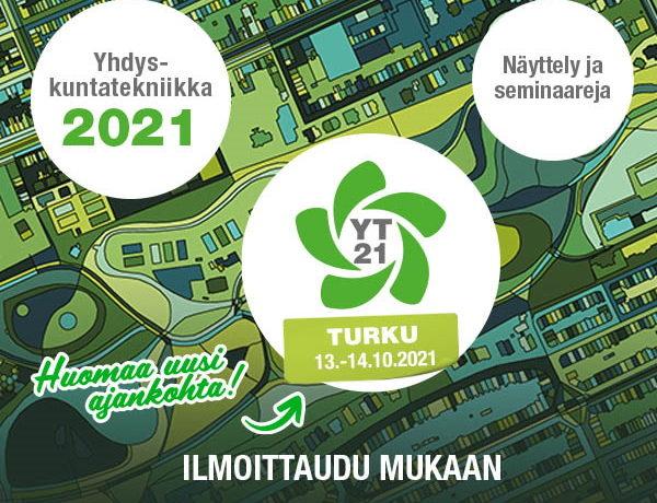 Yhdyskuntatekniikka 13.-14.10.21 Turku