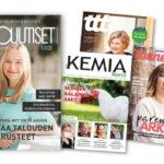 Uusi aikakauslehtien suoratoistopalvelu avautui
