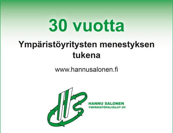Hannu Salonen Ympäristöpalvelut