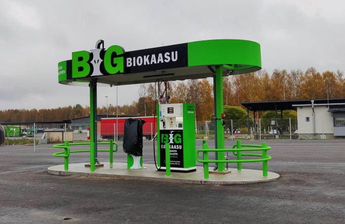 BIG-biokaasuasema