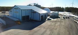 Honkajoen biokaasulaitos