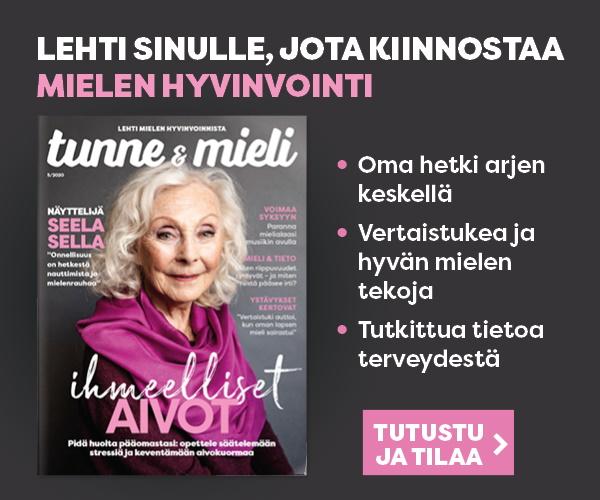 Tilaa Tunne&Mieli