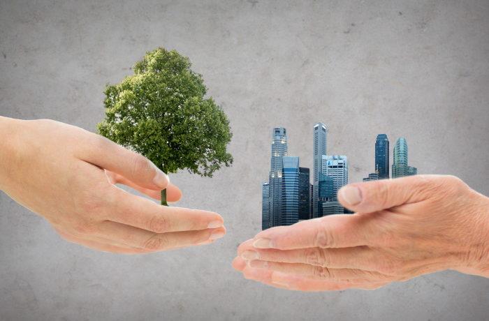 Rakennukset voisivat toimia materiaalipankkeina