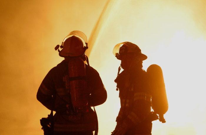 Tulipalo Forssassa, kuvituskuva