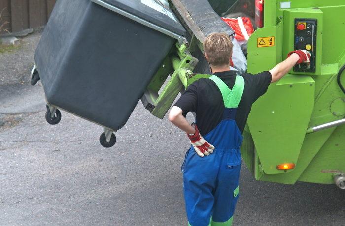 Jäteauto