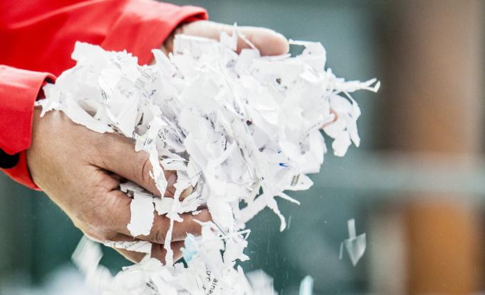 Keräyspaperille kierrätyskohteita