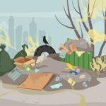 EU:lta kovia jätteen vähentämisen tavoitteita