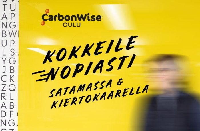 Carbon Wise Kokkeile Nopiasti