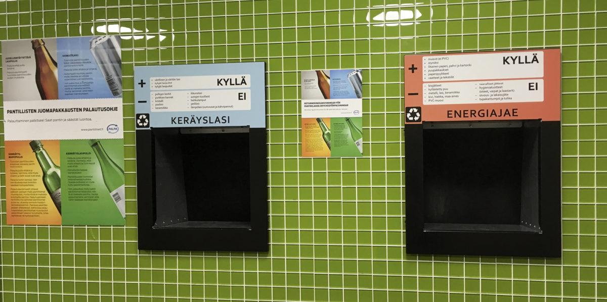 Kuinka organisoida esimerkiksi pakkausjätteiden keräys? Kuka vastaa mistäkin kustannuksista? Jätelakityöryhmällä on ratkaistavanaan vaikeita kysymyksiä.