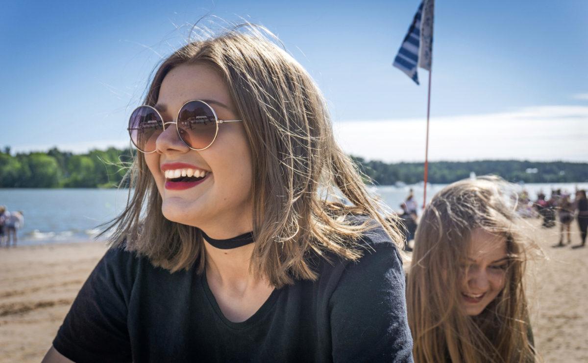 Ruisrockissa törmää tänäkin kesänä ympäristöteemaiseen, taatusti yllättävään toteutukseen Turun ammattikorkeakoulun kojulla 5.-7. heinäkuuta Turun Ruissalossa.