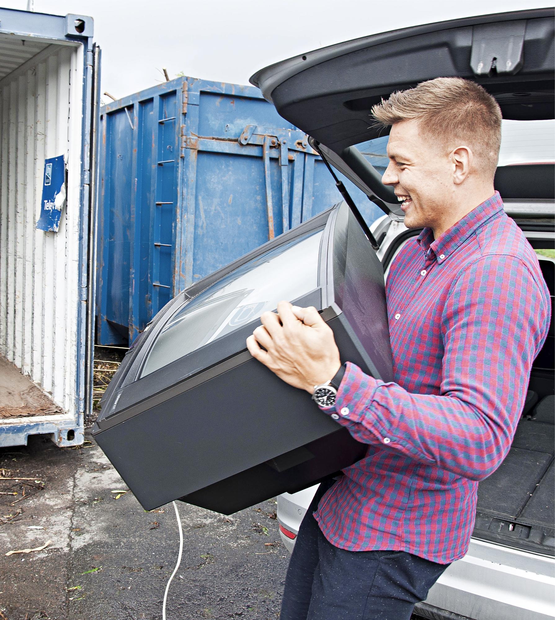 Loimi-Hämeen Jätehuolto on satsannut palvelutasoon ja kierrätyksen  kehittämiseen.