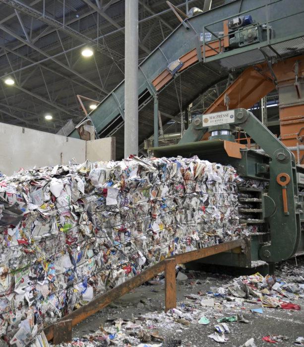 Suomalaisten omaksuma paperin ja kartongin erilliskeräys ei ole vallitseva eurooppalainen käytäntö.