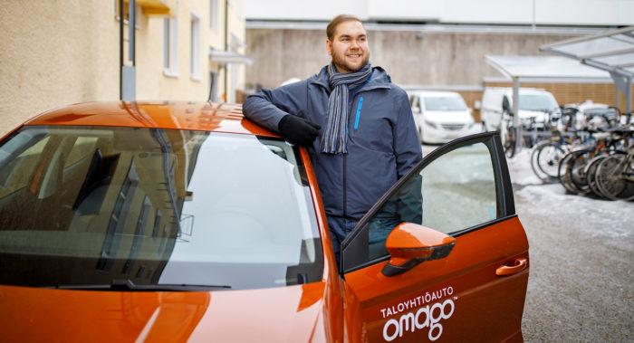 Yksi yhteiskäyttöauto voi parhaimmillaan korvata jopa 15 yksityisautoa.