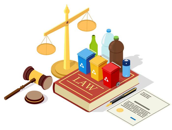 Jätelakiuudistuksen valmistelu on vienyt viranomaisresursseja. Koronan aiheuttama etätyö on vaikeuttanut työtä lisää.