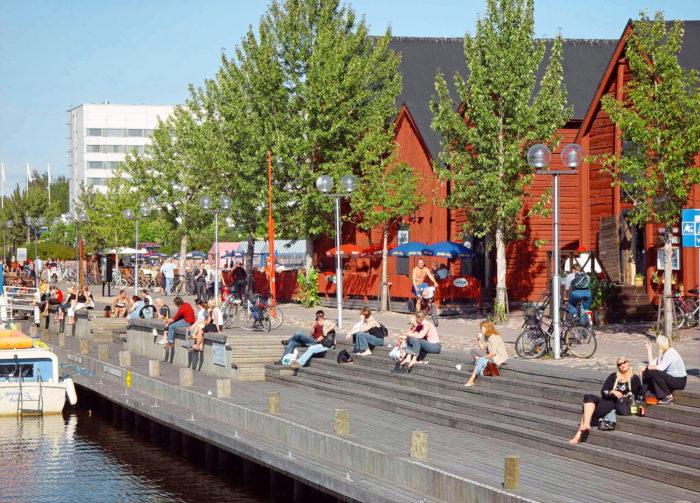 Kiertotalous voi jatkossa näkyä Oulussa jokaisen kaupunkilaisen arjessa ja kaupungin työntekijöiden omassa työssä.