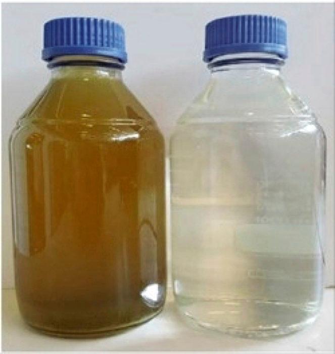Biobrosin teknologia puhdistaa jätevesiä sähkökemiallisesti saostamalla.